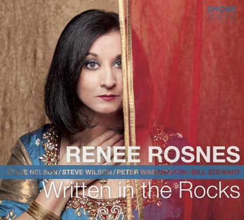 Renee Rosnes / Written in the Rocks