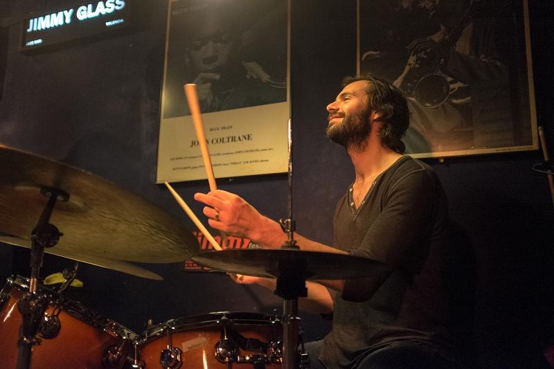 Dan Weiss、Photo by Josep Sogues Esteller