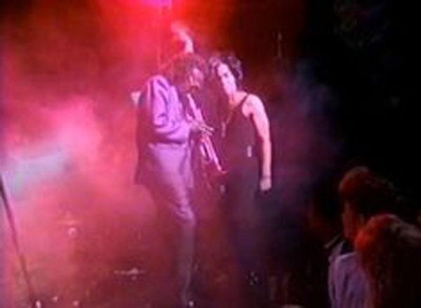 マイルスとプリンス、1987年