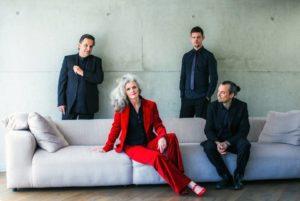 Anne Hartkamp Quartet ©Dorina Köbele-Milaş