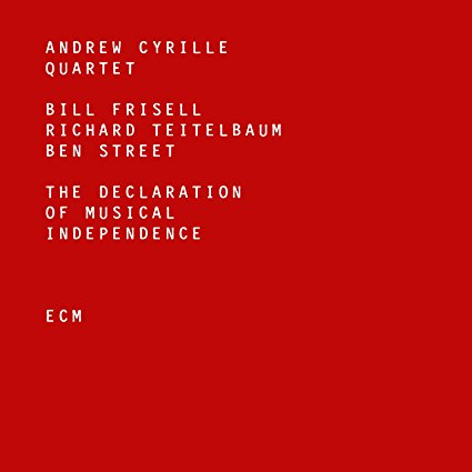 1354 andrew cyrille quartet the declaration of musical