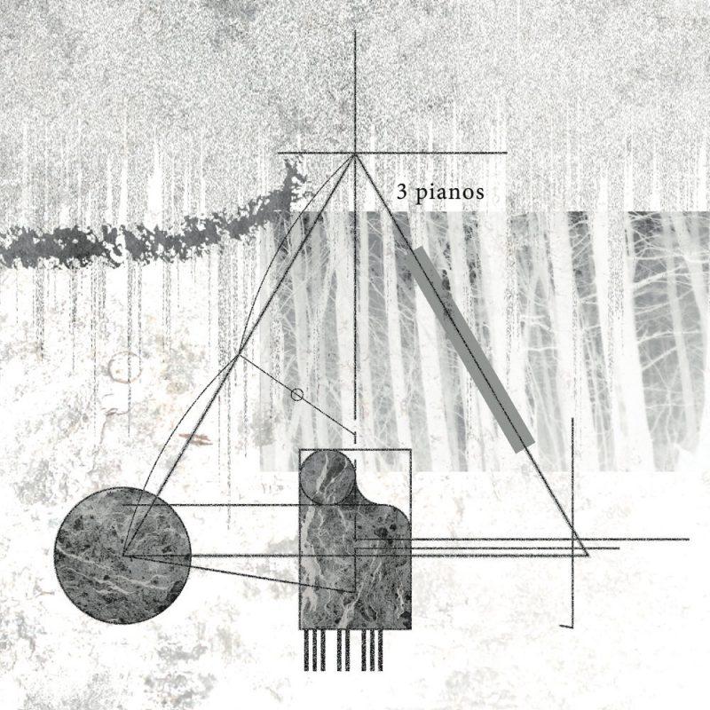 Tanaka/Lindvall/Wallumrød / 3 pianos