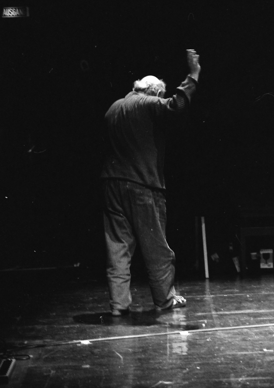 Misha Mengelberg @Total Music Meeting 1998