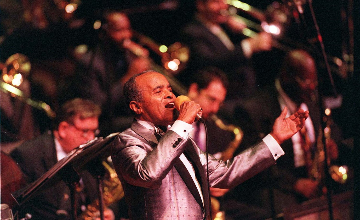 Jon Hendricks (photo: James Estrin/The New York Times)