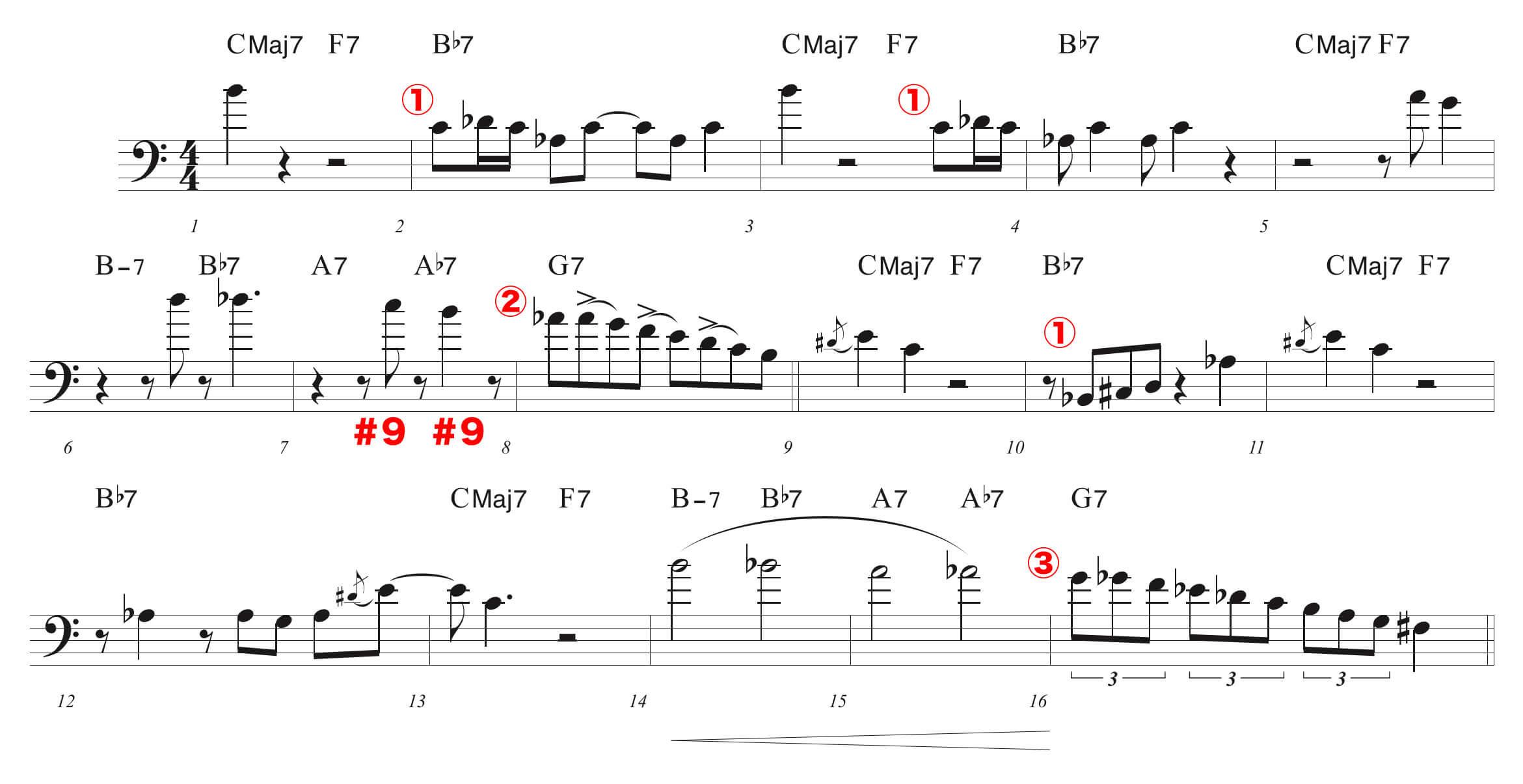 Roswell Trombone Solo