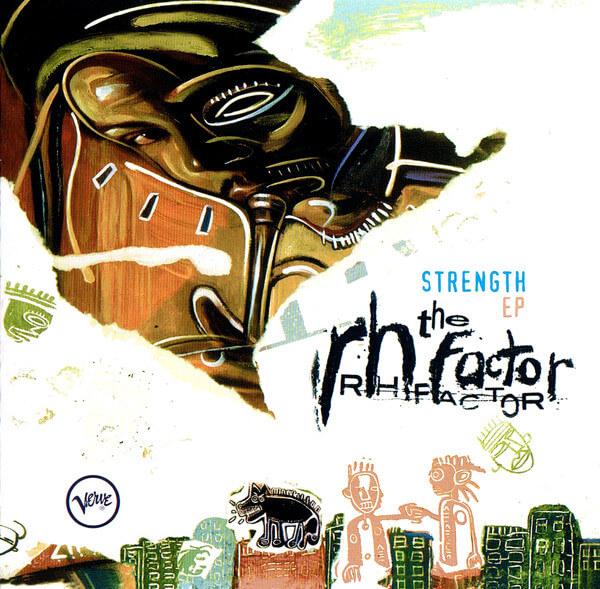 Roy Hargrove - Strength - EP