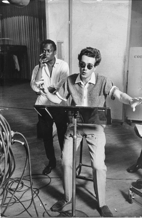 Miles Davis & Michel Legrand