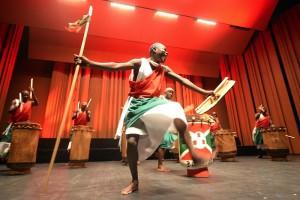 Folle journée de Nantes 2016 , cette année le thème est la nature. Les maîtres tambour du Burundi. Photo : Marc ROGER Mention obligatoire
