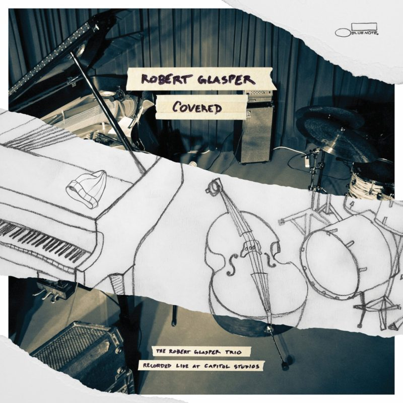 Robert Glasper Covered CD Cover