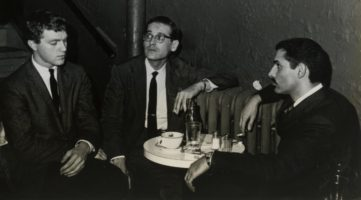 Scott LaFaro, Bill Evans and Paul Motian