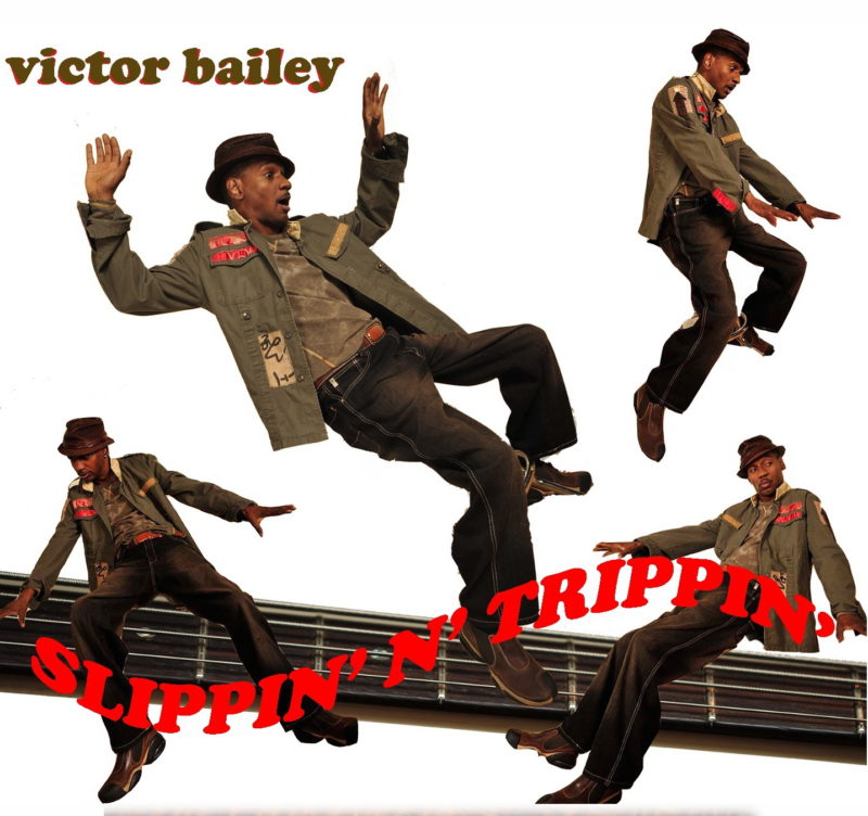 Victor Bailey - Lucky Punch