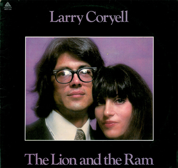 Larry Coryell: The Lion and The Ram