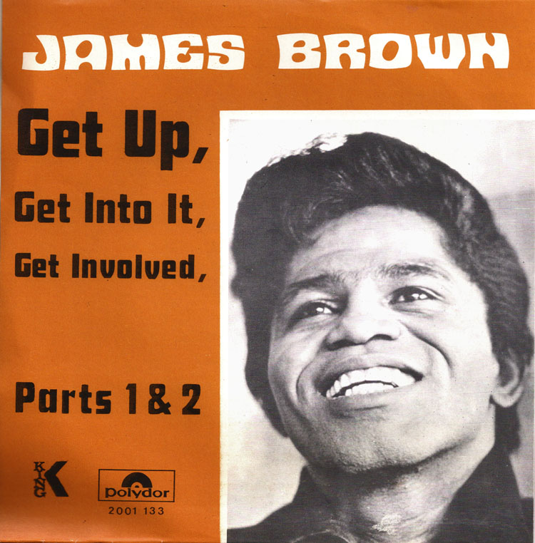 James Brown: Get Up