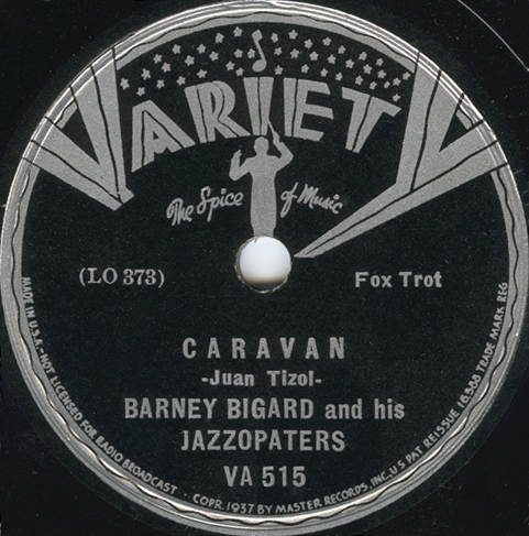 Barney Bigard and His Jazzopaters (1936)
