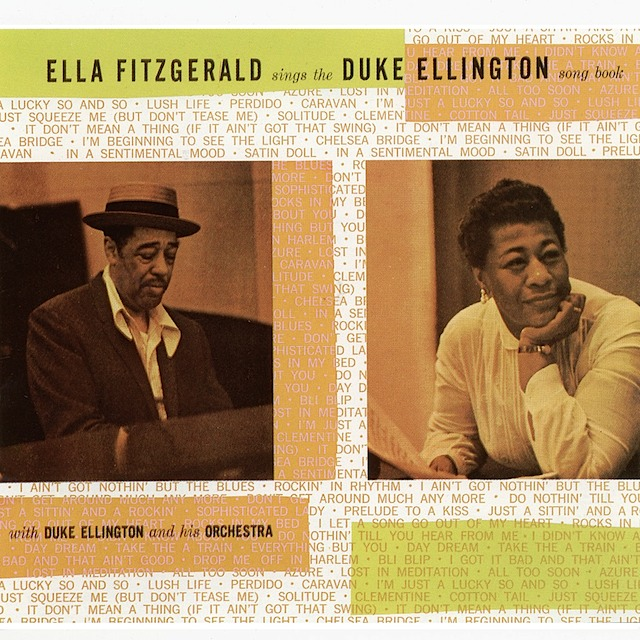 Ella Fitzgerald Sings the Duke Ellington Song Book (1957)