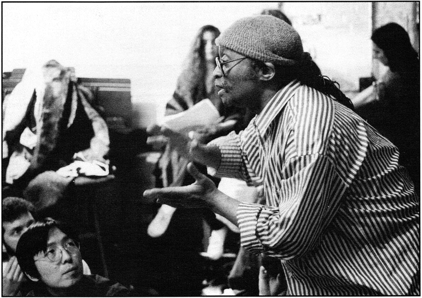 Cecil Taylor & Hiroaki Honshuku