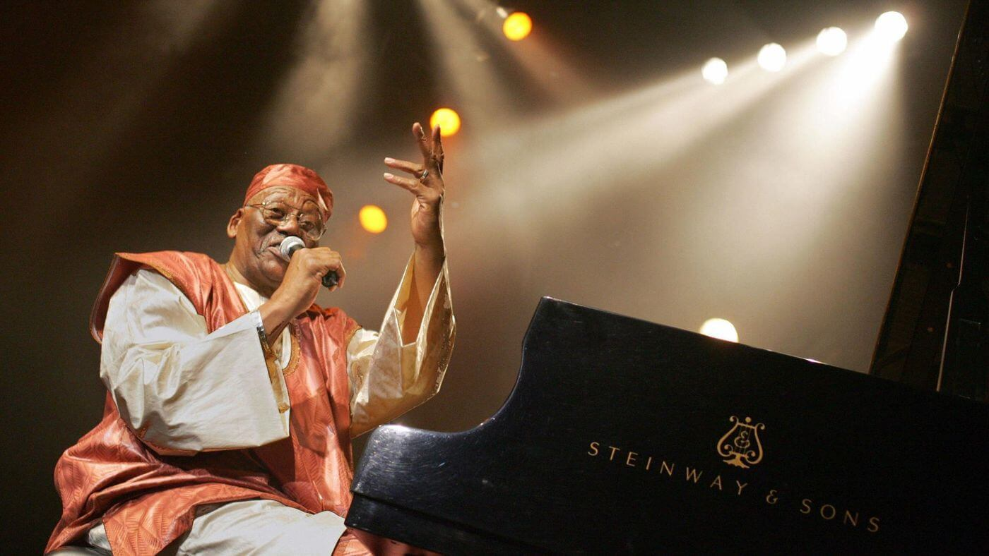Randy Weston (photo: Lionel Bonaventure)