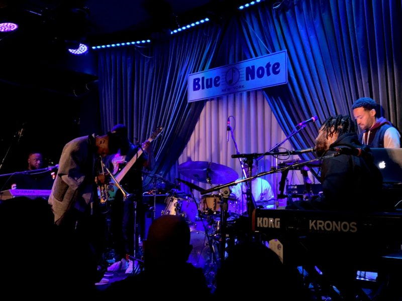 R+R=Now @Blue Note NYC