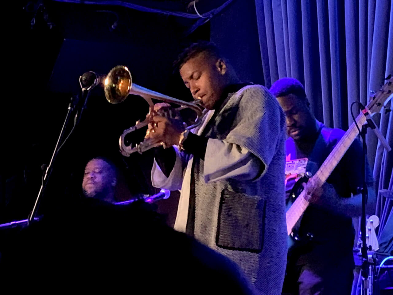 Robert Glasper, Christian Scott aTunde Adjuah, Derrick Hodge