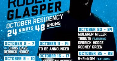 Robert Glasper Blue Note Residency