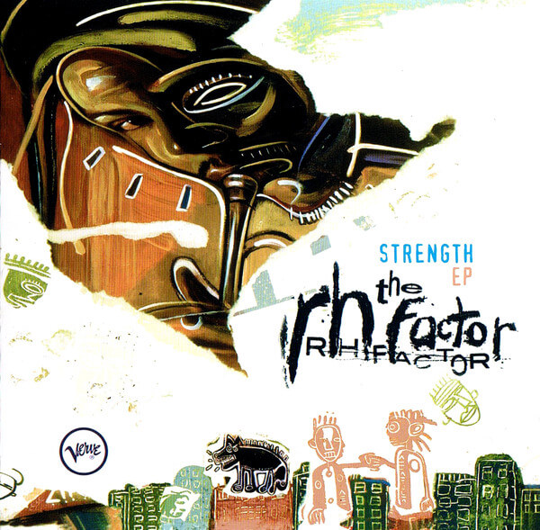 Roy Hargrove - Strength - EP