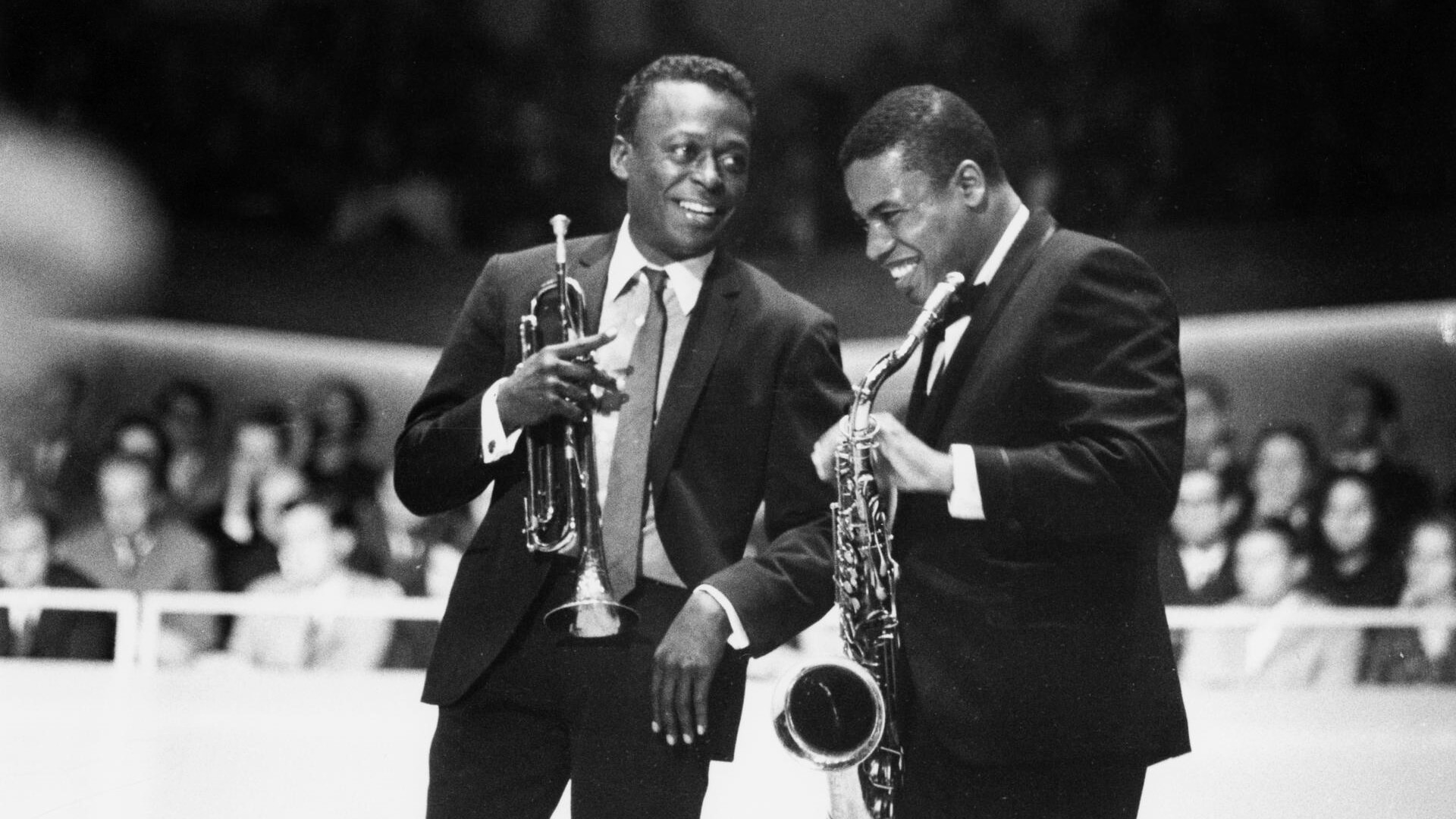 Miles & Wayne (photo: rhystranter.com)