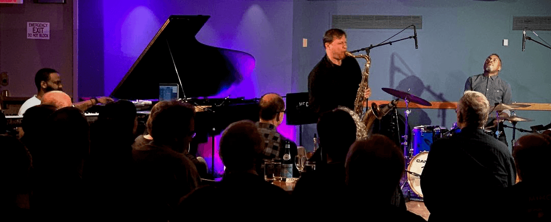 Chris Potter Trio at Regattabar