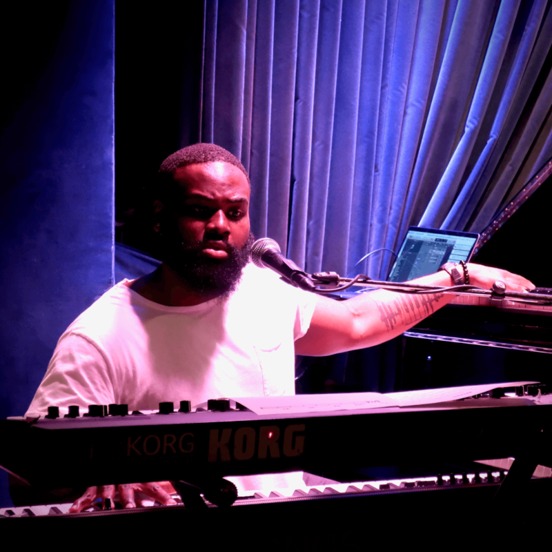 James Francies at Blue Note NYC 2019-06-05
