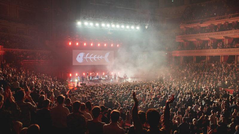 Photo: The Royal Albert Hall