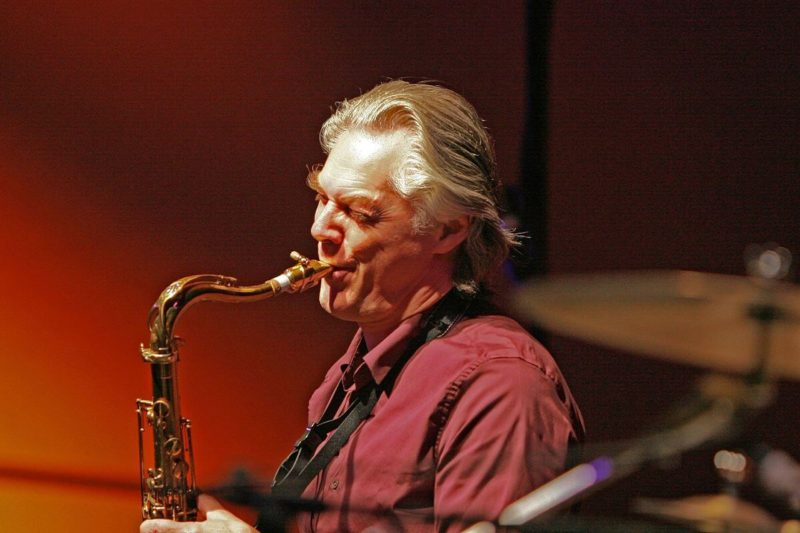 Jan Garbarek (photo: Wikimedia Commons)