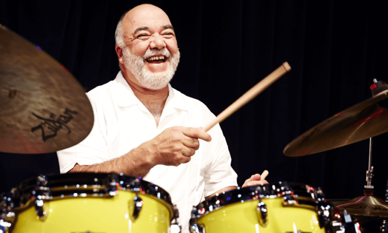 Peter Erskine (photo: All About Jazz)