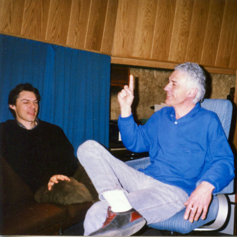 Gary Peacock & Jan Garbarek