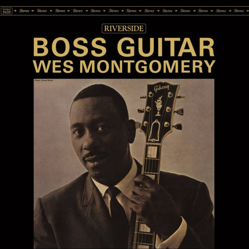 1963 Boss Guitar