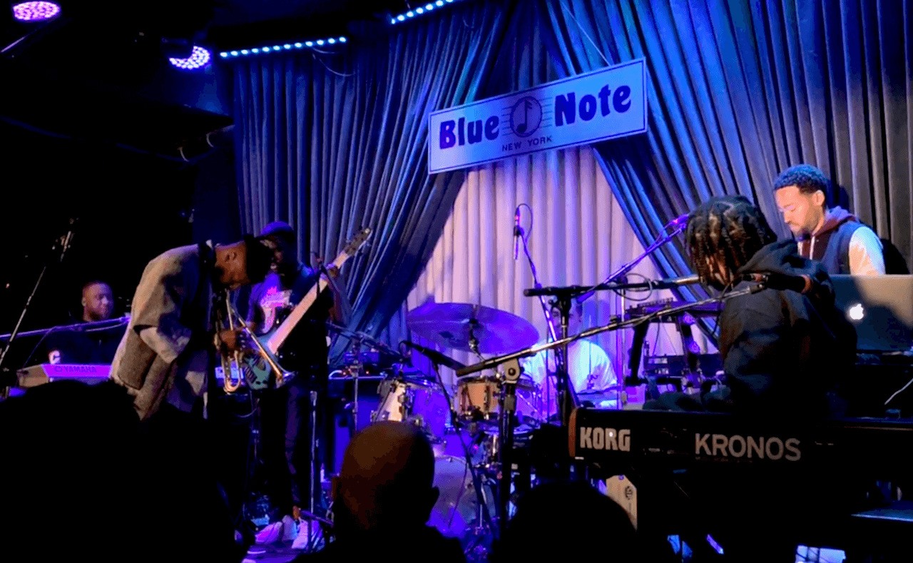 R+R=Now Live at Blue Note 2018 (Photo: 筆者)