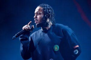Kendrick Lamar (photo: Evan Agostini)