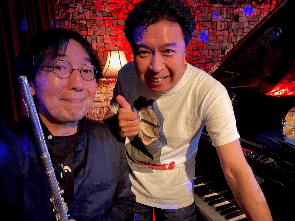 小曽根真+ヒロ・ホンシュク @Keystone Club Tokyo, 2021-06-28
